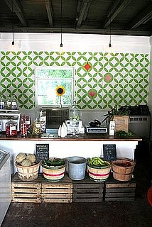 Decorating Ideas to Steal From Andrew's Vegetable Stand