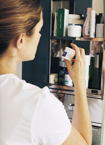 Tackle Your Medicine Cabinet