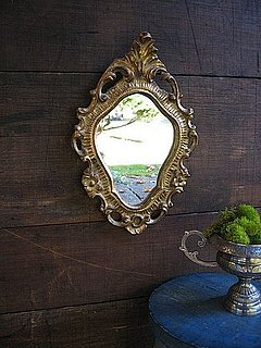 Etsy Finds: Antique Mirrors