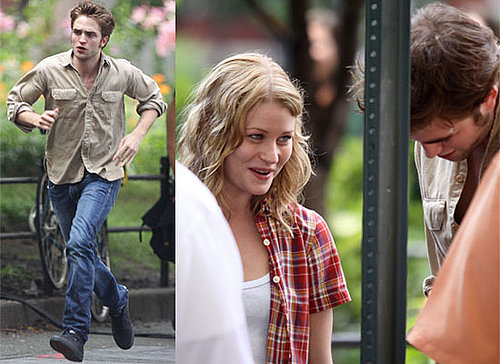 Photos Of Emilie De Ravin and Robert Pattinson On The Set Of Remember Me, Ashley Greene Has Four Movies Coming Up!