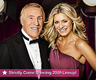 Slideshow Pictures and Photos of Official Strictly Come Dancing Lineup Contestants 2009 Series 7