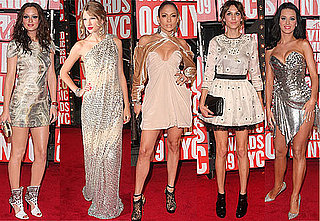 Photos From The 2009 MTV Video Music Awards VMAs Red Carpet Including Twilight Stars, Russell Brand, Taylor Swift, Alexa Chung
