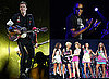 Photos of Coldplay, Girls Aloud, Jay-Z at Wembley Stadium