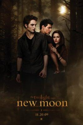 New Trailer For Twilight Movie New Moon Which Premiered During The 2009 MTV Video Music Awards