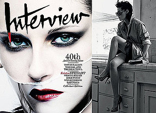 Gallery of Pictures of Kristen Stewart in Interview Magazine, Kristen Stewart Interview Magazine 2009, Kristen Stewart New Moon