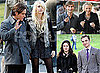 Gossip Girl Cast Filming