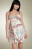 Subway Map Dress Francis
