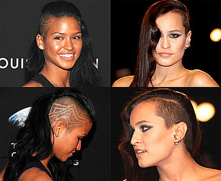 The Undercut Hairstyle, Alice Dellal Hair, Cassie Hair