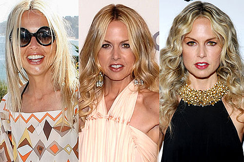 Do You Prefer Rachel Zoe's Hair Straight, Wavy or Curly?