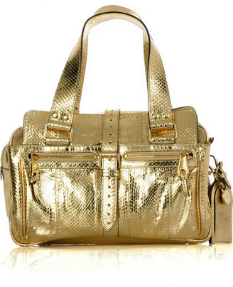 Gold Handbags Designer