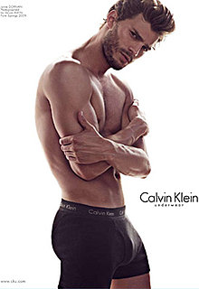 Jamie Dornan Package Calvin Klein Underwear Model Search in London