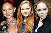 Lily Cole Lipstick, Lily Cole Makeup, Lily Cole Hair