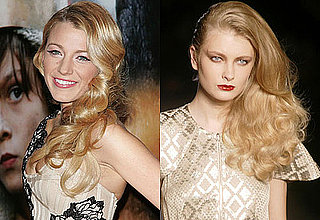 Paris Fashion Week Trends, Cheryl Cole Hair, Paris Hilton Hair, Camilla Belle Hair, Blake Lively Hair, Noot Smeear Hair 2009-10-14 05:35:51