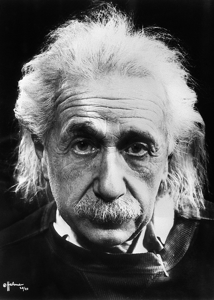 Albert Einstein — Germany