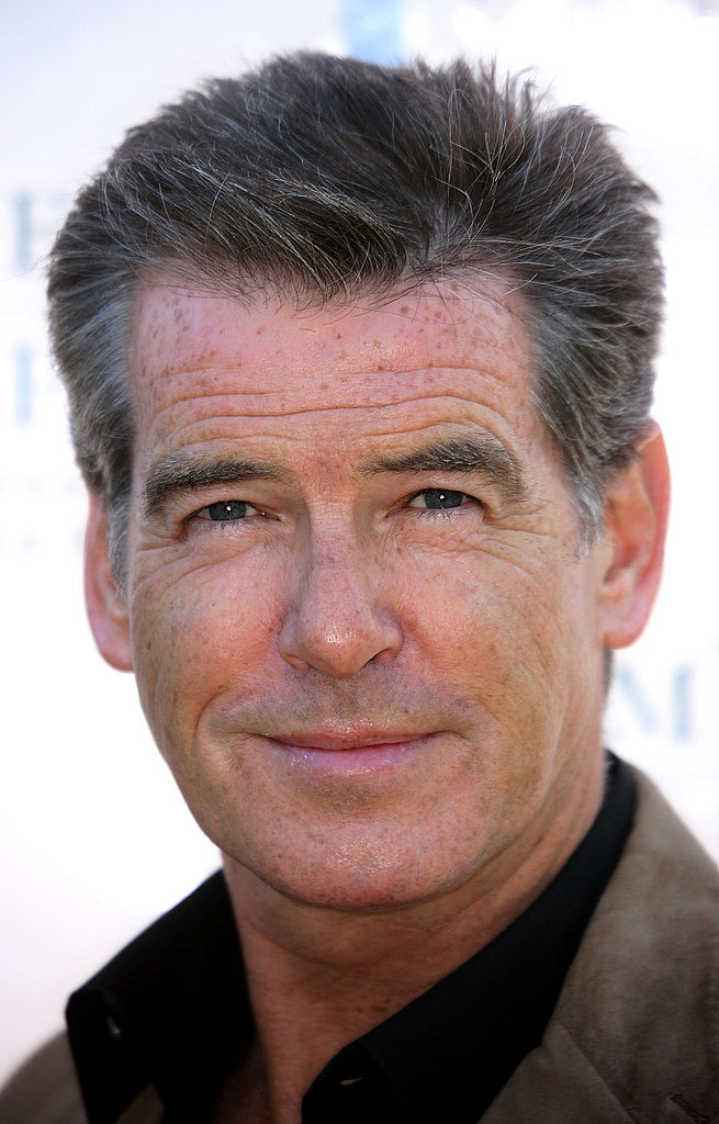 Pierce Brosnan — Ireland