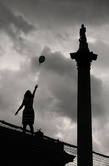 Photos of One &amp; Other at the Fourth Plinth in London