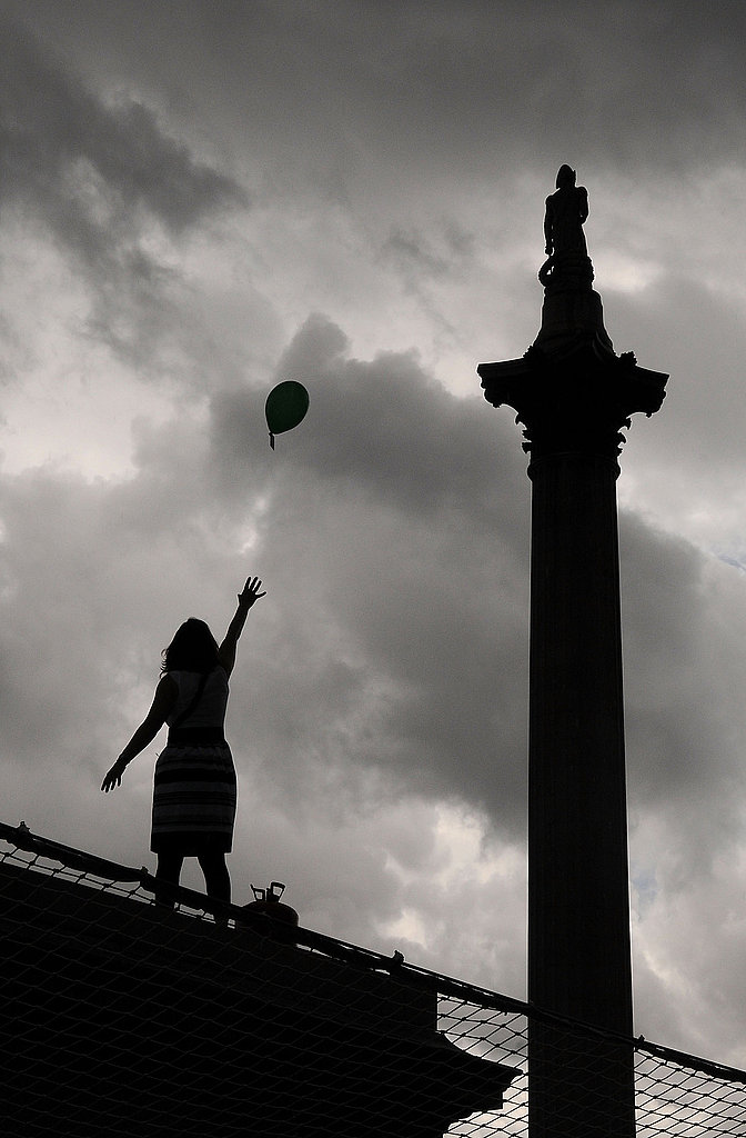 Photos of One & Other at the Fourth Plinth in London