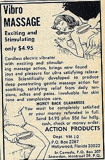 Flashback! Not-So-Subtle Vibrator Ad