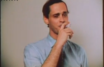 John Waters Tells Us Not to Smoke