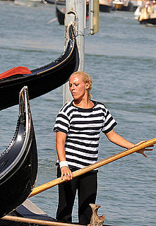 Venice Welcomes Its First Female Gondolier