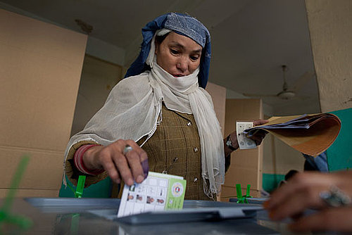 Afghan Voters Head to Polls, David Copperfield Sued For Sexual Assault