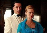 Betty and Don Draper