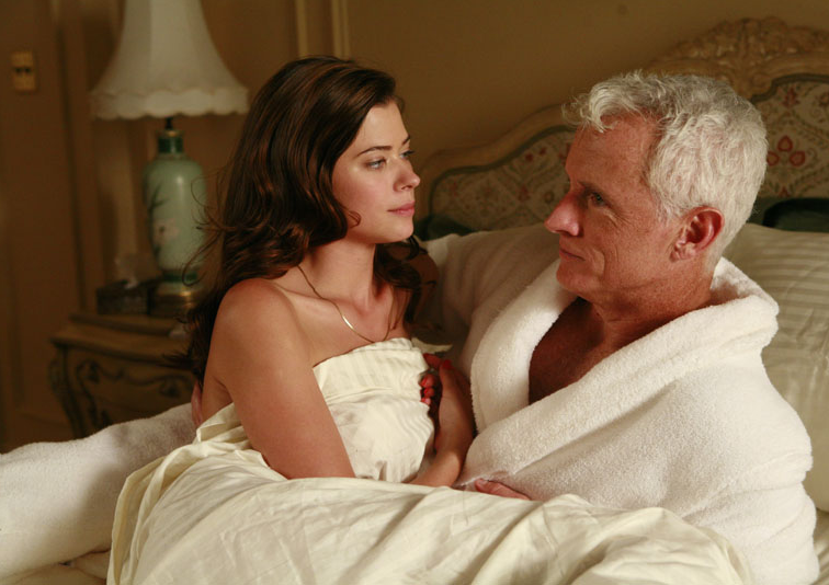 Jane and Roger Sterling