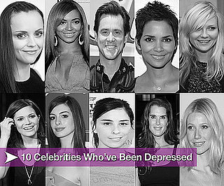 Celebrities Who Have Been Depressed