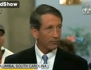 Très Bizarre: If Mark Sanford's Confession Had a Laugh Track