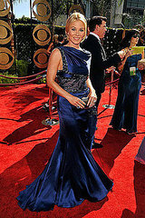 2009 Emmys-Red Carpet Arrivals