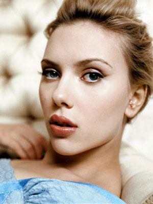 Scarlet Johansson does Cosmo Beauty Germany-november 09