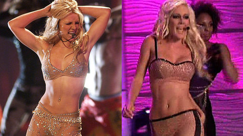 Heidi Montag Miss Universe Performance