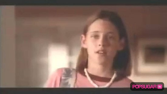Kristen Stewart Commercial, Sweet Valley High Movie, Miley Cyrus Video 2008-09-24 14:04:12