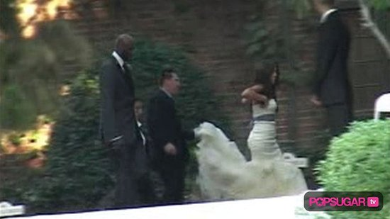 Video of Khloe Kardashian&#039;s Wedding