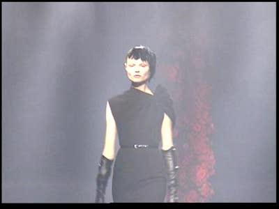 Paris Fashion Week: Lanvin Fall 2009 Video