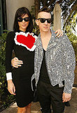 Liberty Ross and Jeremy Scott