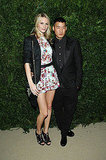 Poppy Delevigne, Richard Chai