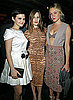 Muiccia Prada Celebrates Launch of Prada Tome in Los Angeles with Carine and Dasha