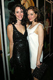 Abigail Spencer and Rose McGowan