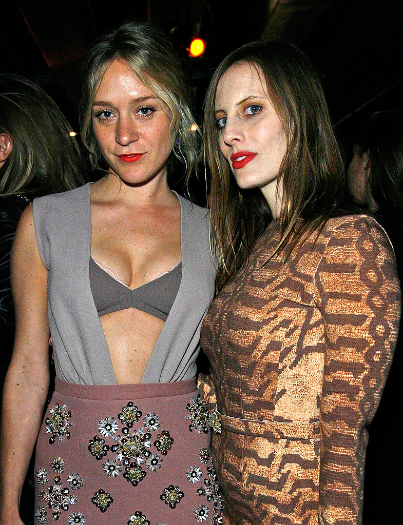 Chloe Sevigny and Liz Goldwyn