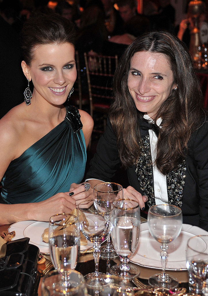 Kate Beckinsale and Elizabeth Stewart