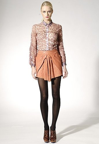 Just Cavalli is Studded and Printed in Leopard for Pre-Fall 2010