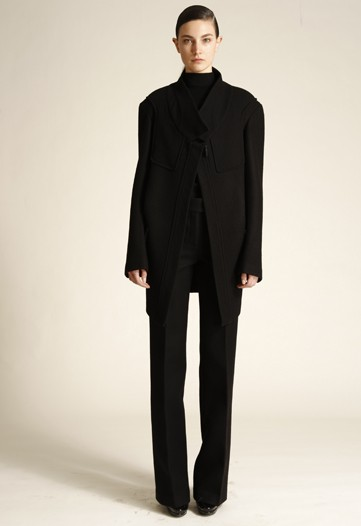 Clean Minimalism at Calvin Klein Pre-Fall 2010