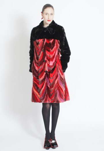 Zac Posen's Theatrical Pre-Fall 2010 Collection