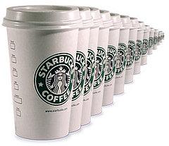 Starbucks: Testing 2% Milk