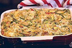 Best Ever Chicken and Rice Casserole