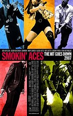 Are you planning on seeing Smokin' Aces??? (I LOOOOVE jeremy Piven!)