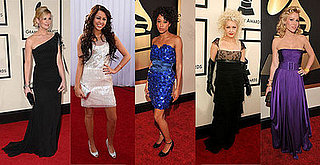Grammy Awards Red Carpet Fashion and Beauty