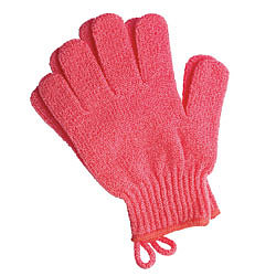 Loofah Gloves for the Shower or Bath