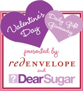 Day Seven of Our RedEnvelope Valentine's Day Giveaway